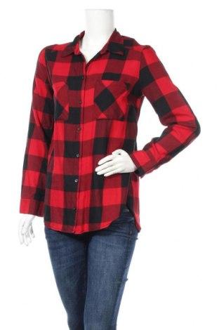 Γυναικείο πουκάμισο H&M Divided, Μέγεθος S, Χρώμα Κόκκινο, Βαμβάκι, Τιμή 12,34€