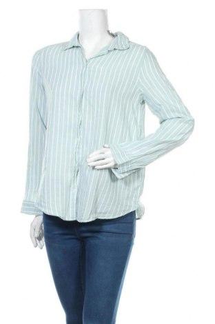 Γυναικείο πουκάμισο H&M Divided, Μέγεθος M, Χρώμα Πράσινο, Βαμβάκι, Τιμή 11,69€
