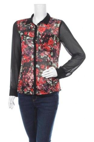 Дамска риза Hot Options, Размер M, Цвят Черен, Цена 13,23лв.