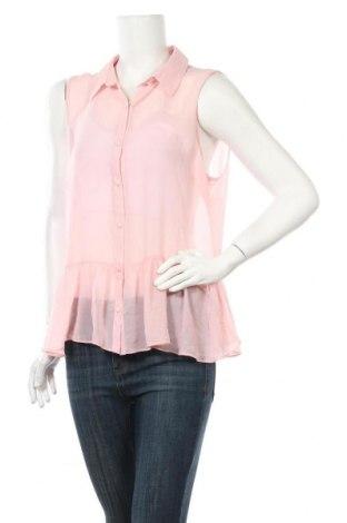 Дамска риза Hot Options, Размер XL, Цвят Розов, Полиестер, Цена 4,78лв.