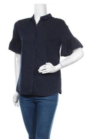 Дамска риза Modstrom, Размер S, Цвят Син, 78% вискоза, 22% полиестер, Цена 34,30лв.