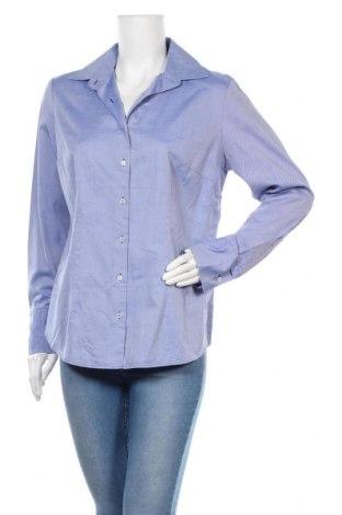 Дамска риза Van Laack, Размер XL, Цвят Син, Цена 12,86лв.