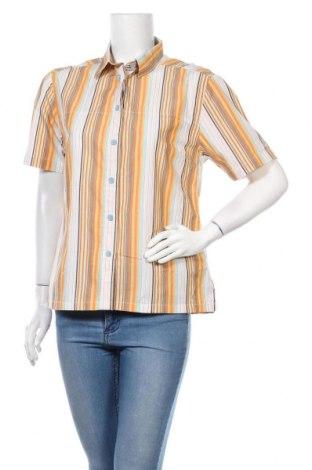 Дамска риза Vaude, Размер L, Цвят Многоцветен, Памук, Цена 3,89лв.