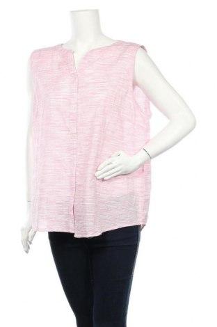 Дамска риза W. Lane, Размер XXL, Цвят Розов, Памук, Цена 18,48лв.