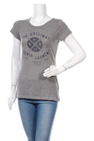 Dámské tričko Tom Tailor, Velikost M, Barva Šedá, 65% polyester, 35% bavlna, Cena  402,00Kč