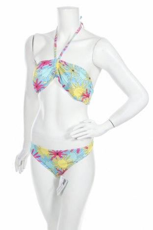 Costum de baie de damă Fleur Farfala, Mărime L, Culoare Multicolor, 80% poliester, 20% elastan, Preț 147,53 Lei