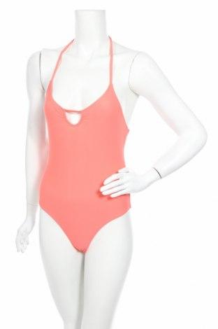 Дамски бански Twintip, Размер S, Цвят Оранжев, 81% полиамид, 19% еластан, Цена 10,03лв.