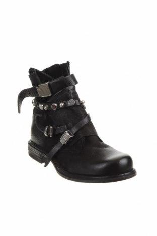 Дамски боти A.S. 98, Размер 36, Цвят Черен, Естествена кожа, Цена 390,00лв.