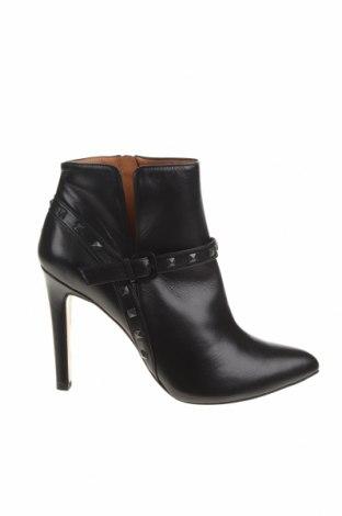 Дамски боти Pura Lopez, Размер 38, Цвят Черен, Естествена кожа, Цена 289,00лв.