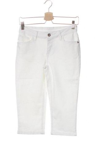 Γυναικείο Τζίν Beach Time, Μέγεθος XS, Χρώμα Λευκό, 98% βαμβάκι, 2% ελαστάνη, Τιμή 20,10€
