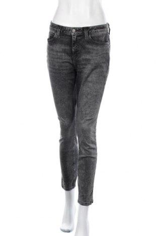 Γυναικείο Τζίν Calvin Klein Jeans, Μέγεθος L, Χρώμα Γκρί, 89% βαμβάκι, 11% ελαστάνη, Τιμή 68,81€