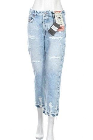 Γυναικείο Τζίν Diesel, Μέγεθος M, Χρώμα Μπλέ, Βαμβάκι, Τιμή 89,94€