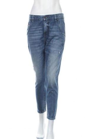 Dámské džíny  Diesel, Velikost M, Barva Modrá, 55% bavlna, 45% lyocell, Cena  2816,00Kč