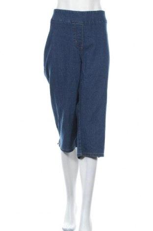 Дамски дънки George, Размер 3XL, Цвят Син, 75% памук, 23% полиестер, 2% еластан, Цена 23,94лв.