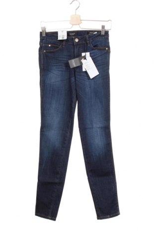 Γυναικείο Τζίν Guess, Μέγεθος S, Χρώμα Μπλέ, 90% βαμβάκι, 8% πολυεστέρας, 2% ελαστάνη, Τιμή 65,33€
