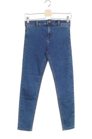 Dámské džíny  Indigo, Velikost XS, Barva Modrá, 88% bavlna, 10% polyester, 2% elastan, Cena  250,00Kč