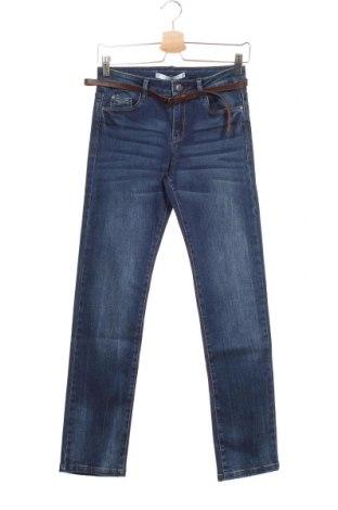Дамски дънки Lft, Размер XS, Цвят Син, 65% памук, 30% полиестер, 3% вискоза, 2% еластан, Цена 18,31лв.