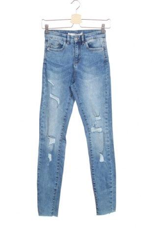 Дамски дънки Lft, Размер XS, Цвят Син, 98% памук, 2% еластан, Цена 21,84лв.