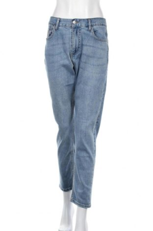 Дамски дънки Lois, Размер S, Цвят Син, 99% памук, 1% еластан, Цена 31,15лв.