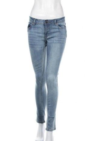 Дамски дънки Lois, Размер S, Цвят Син, 92% памук, 6% полиестер, 2% еластан, Цена 31,15лв.