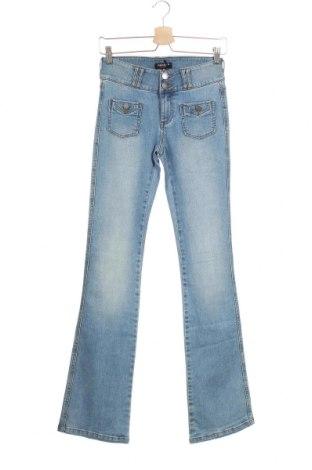 Γυναικείο Τζίν Morgan De Toi, Μέγεθος XS, Χρώμα Μπλέ, 99% βαμβάκι, 1% ελαστάνη, Τιμή 42,14€