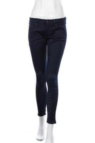 Γυναικείο Τζίν Tommy Hilfiger, Μέγεθος L, Χρώμα Μπλέ, 71% βαμβάκι, 26% πολυεστέρας, 3% ελαστάνη, Τιμή 73,07€