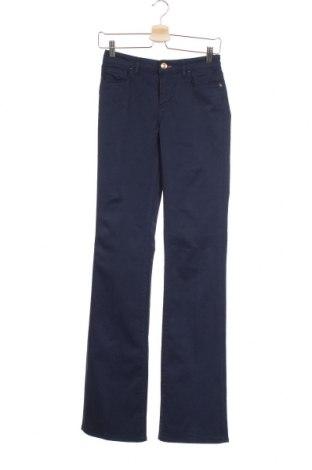 Γυναικείο Τζίν Trussardi Jeans, Μέγεθος XS, Χρώμα Μπλέ, 98% βαμβάκι, 2% ελαστάνη, Τιμή 65,33€