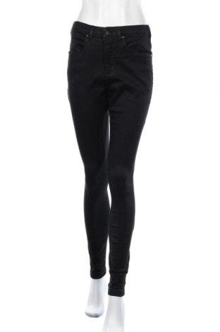 Дамски дънки Zizzi, Размер L, Цвят Черен, 55% памук, 32% полиестер, 3% еластан, Цена 22,77лв.