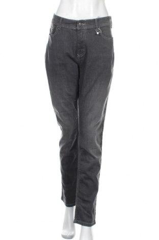 Дамски дънки Zizzi, Размер XL, Цвят Сив, 98% памук, 2% еластан, Цена 27,73лв.