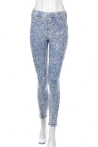 Colant jeans de femei Lefties, Mărime L, Culoare Albastru, 78% bumbac, 16% poliester, 6% elastan, Preț 62,17 Lei