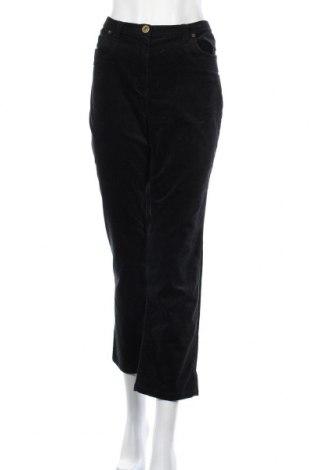 Дамски джинси, Размер L, Цвят Черен, 97% памук, 3% еластан, Цена 6,96лв.
