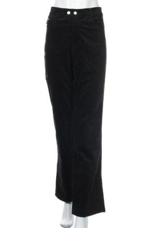 Дамски джинси Angels, Размер XL, Цвят Черен, 85% памук, 14% полиестер, 1% еластан, Цена 9,56лв.