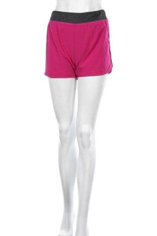 Дамски къс панталон Active By Tchibo, Размер M, Цвят Розов, 90% полиестер, 10% еластан, Цена 15,12лв.