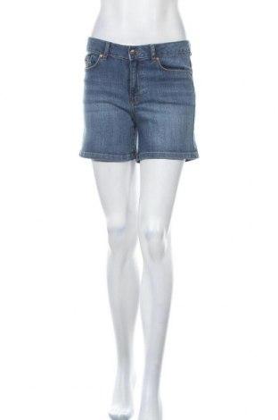 Дамски къс панталон Lois, Размер M, Цвят Син, 92% памук, 6% полиестер, 2% еластан, Цена 20,65лв.