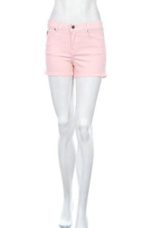 Дамски къс панталон Lois, Размер S, Цвят Розов, 70% памук, 28% полиестер, 2% еластан, Цена 20,65лв.