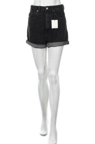 Γυναικείο κοντό παντελόνι Zara, Μέγεθος S, Χρώμα Γκρί, Βαμβάκι, Τιμή 20,78€