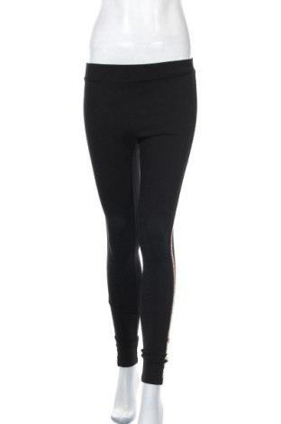 Дамски клин Zara, Размер S, Цвят Черен, 68% вискоза, 28% полиамид, 4% еластан, Цена 36,02лв.