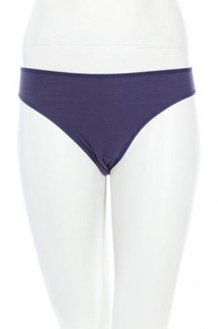 Γυναικείο σετ Dim, Μέγεθος M, Χρώμα Μπλέ, 95% βαμβάκι, 5% ελαστάνη, Τιμή 13,92€
