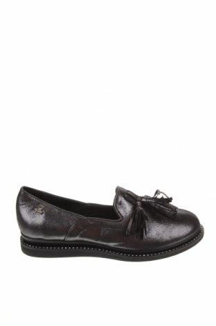 Дамски обувки, Размер 39, Цвят Сив, Текстил, Цена 22,68лв.