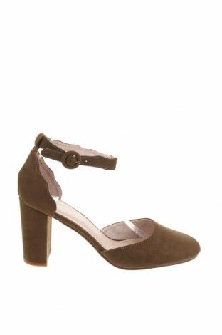 Dámské boty  Anna Field, Velikost 41, Barva Zelená, Textile , Cena  641,00Kč