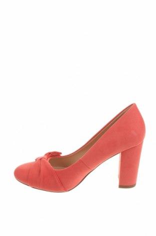 Дамски обувки Anna Field, Размер 39, Цвят Розов, Текстил, Цена 40,71лв.
