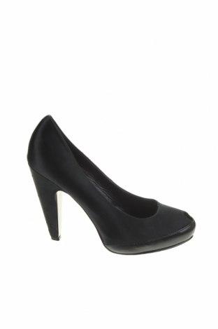 Дамски обувки Ash, Размер 38, Цвят Черен, Текстил, естествена кожа, Цена 33,88лв.