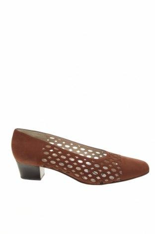 Дамски обувки Baldinini, Размер 42, Цвят Кафяв, Естествена кожа, Цена 97,44лв.