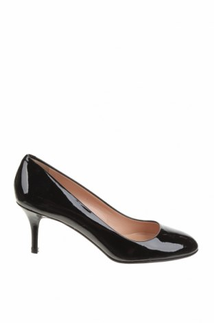 Дамски обувки Boss, Размер 36, Цвят Черен, Естествена кожа, Цена 115,80лв.