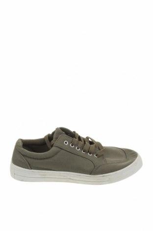 Дамски обувки Brilliant, Размер 39, Цвят Зелен, Текстил, Цена 30,24лв.