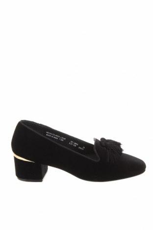 Дамски обувки Cortefiel, Размер 39, Цвят Черен, Текстил, Цена 44,85лв.