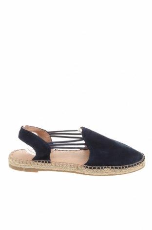 Dámské boty  Jo Mercer, Velikost 39, Barva Modrá, Přírodní velur , Cena  646,00Kč