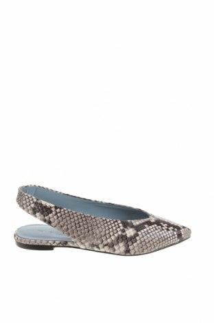 Дамски обувки Kennel & Schmenger, Размер 37, Цвят Сив, Естествена кожа, Цена 276,75лв.