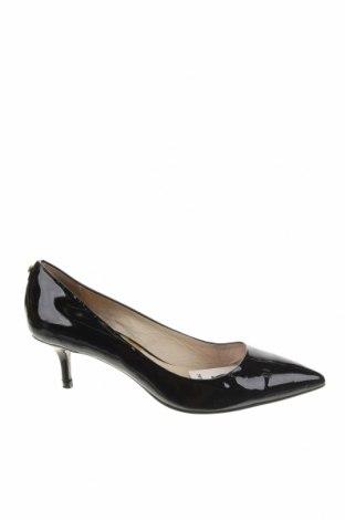 Дамски обувки MICHAEL Michael Kors, Размер 38, Цвят Черен, Естествена кожа, Цена 83,16лв.