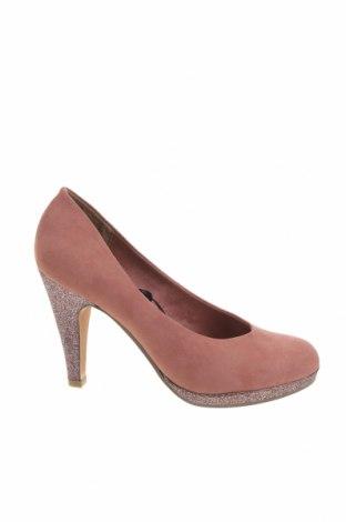 Dámské boty  Marco Tozzi, Velikost 40, Barva Růžová, Textile , Cena  695,00Kč